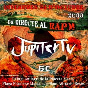 poster JúpiterTV